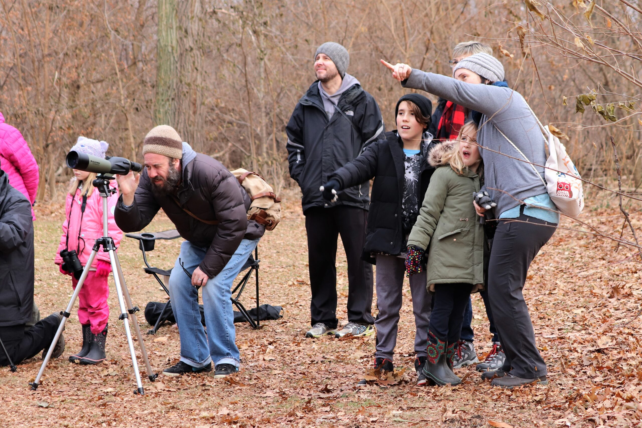 2nd Annual Christmas Bird Count for Kids Recap